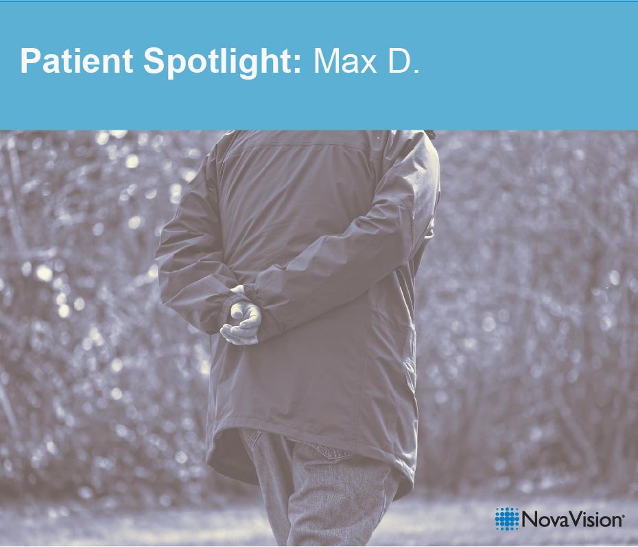 Patient Spotlight: Max D.